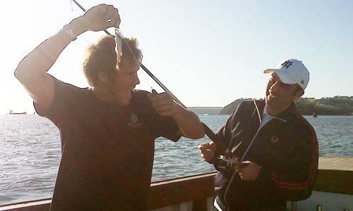 Activities Fishing