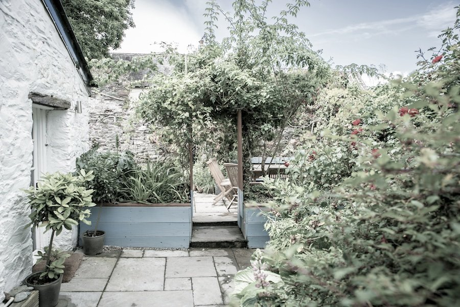 Garden   Blue Monkey Cornwall