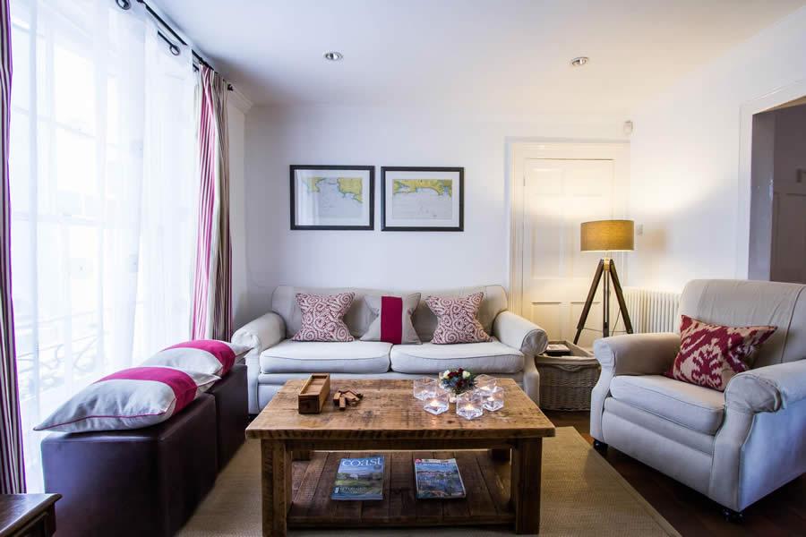Luxurious living room   Blue Monkey Cornwall