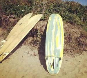 BlueMonkey-Surfboard