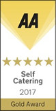 AA 5 Star Gold Award
