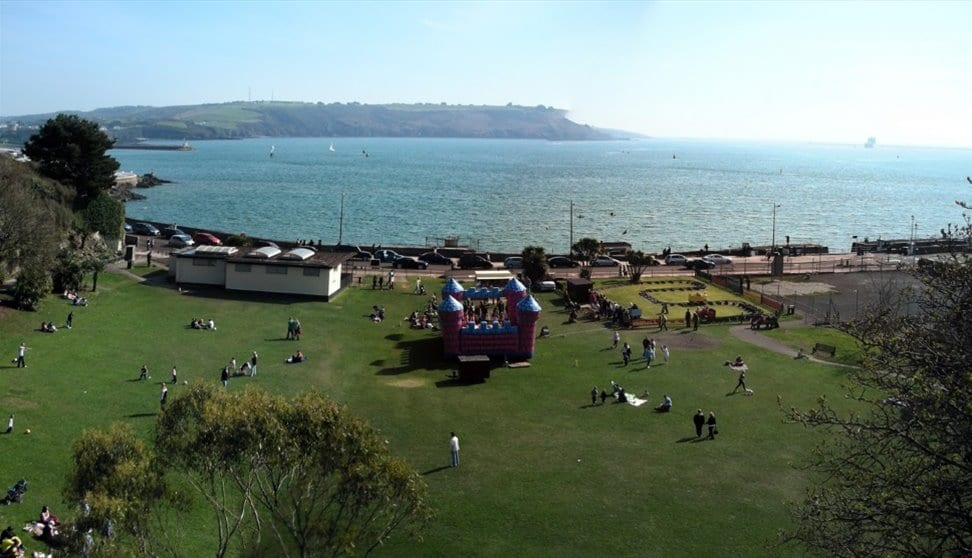 West Hoe Park | Things to do on family budget