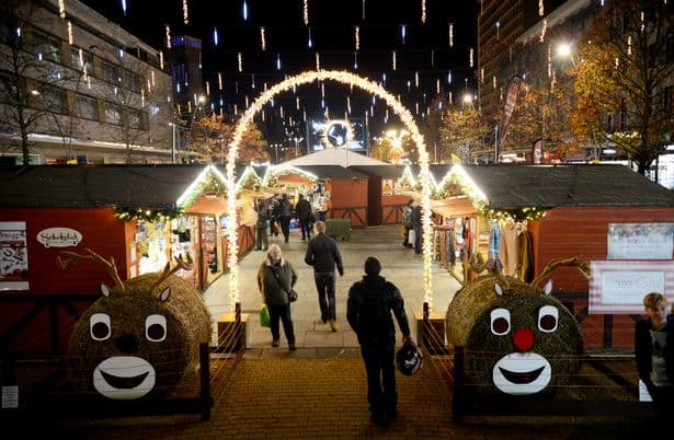 Plymouth-Christmas-Market