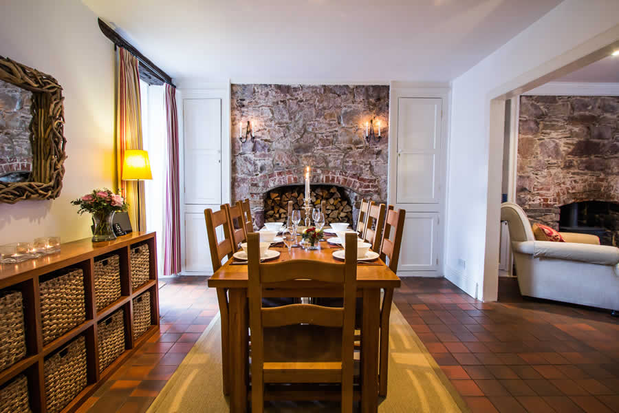 Dining Room | Blue Monkey Cornwall