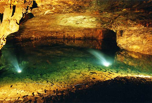 Carnglaze_Caverns | Things to do on a Rainy Day in Cornwall