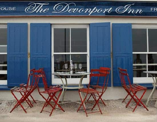 The Devenport at Kingsand