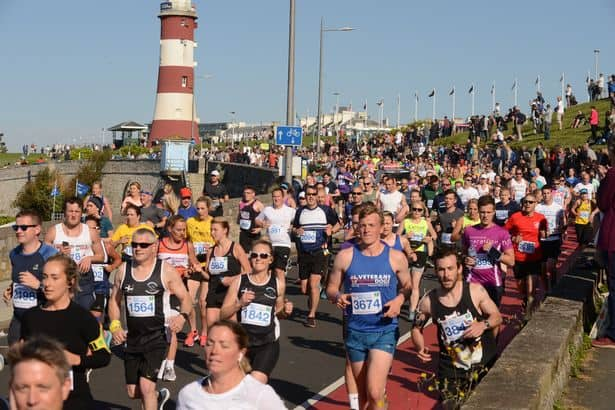 Plymouth 5K and 10K Marathon