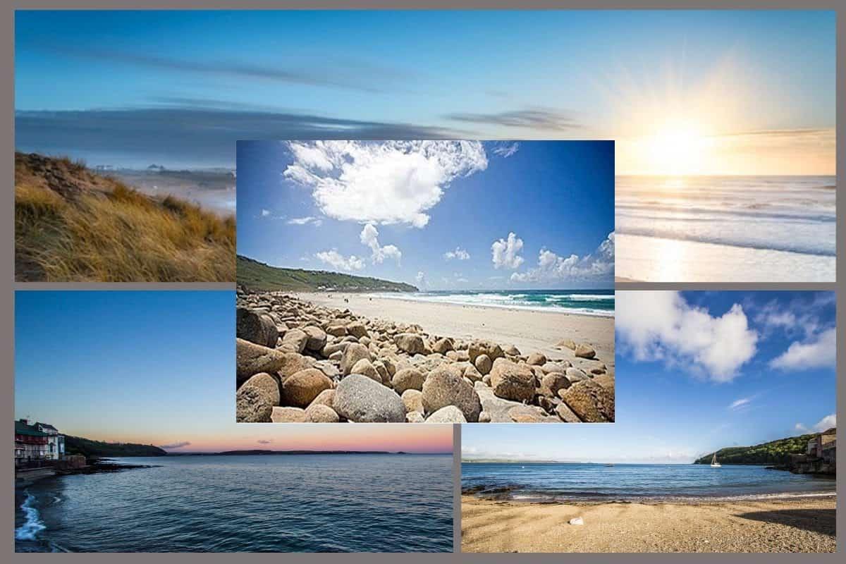 Kingsand, Cawsand and Whitsand Bay Beaches