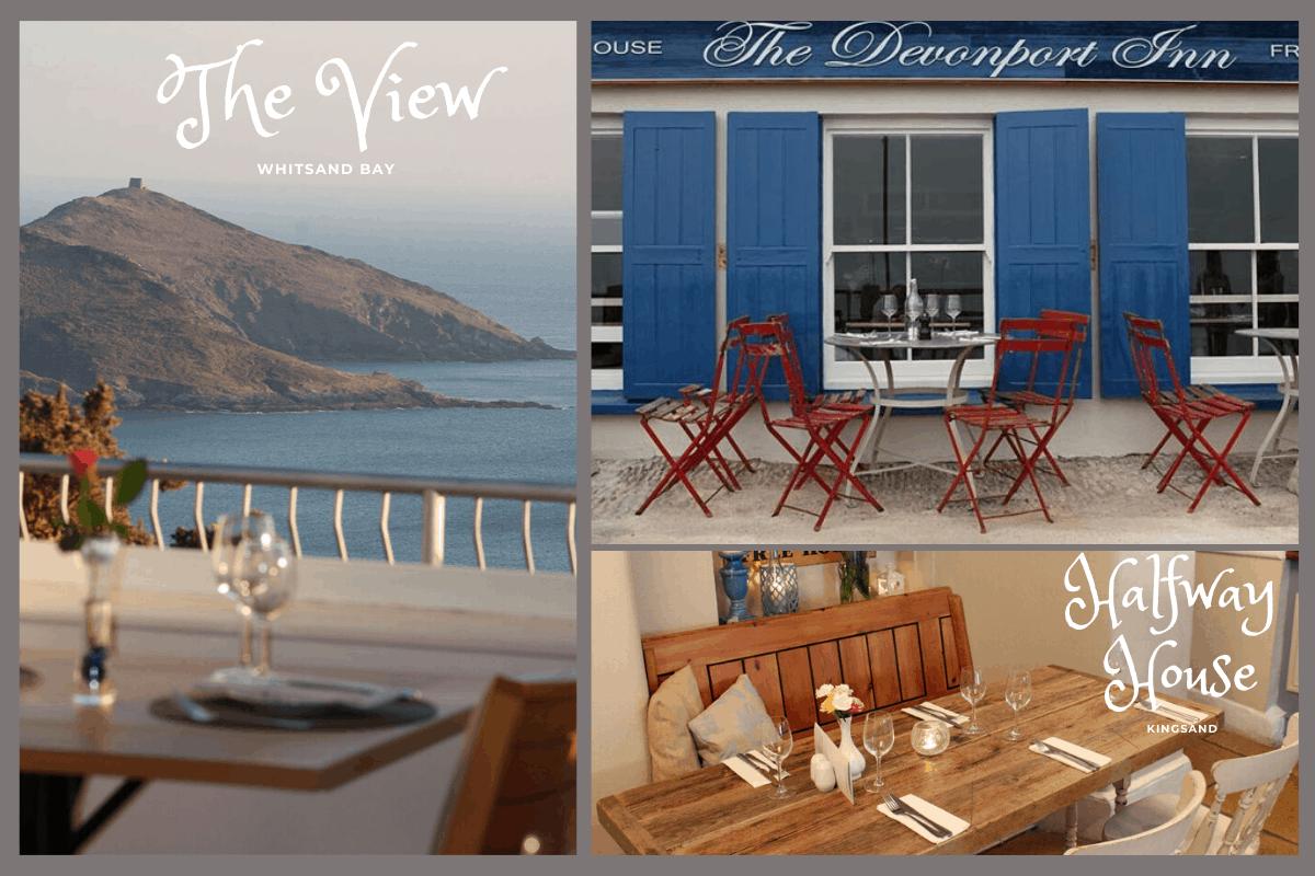 The View Restaurant, The Devenport Inn and The Halfway House Inn