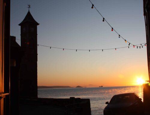 A Romantic Break at Blue Monkey Cornwall